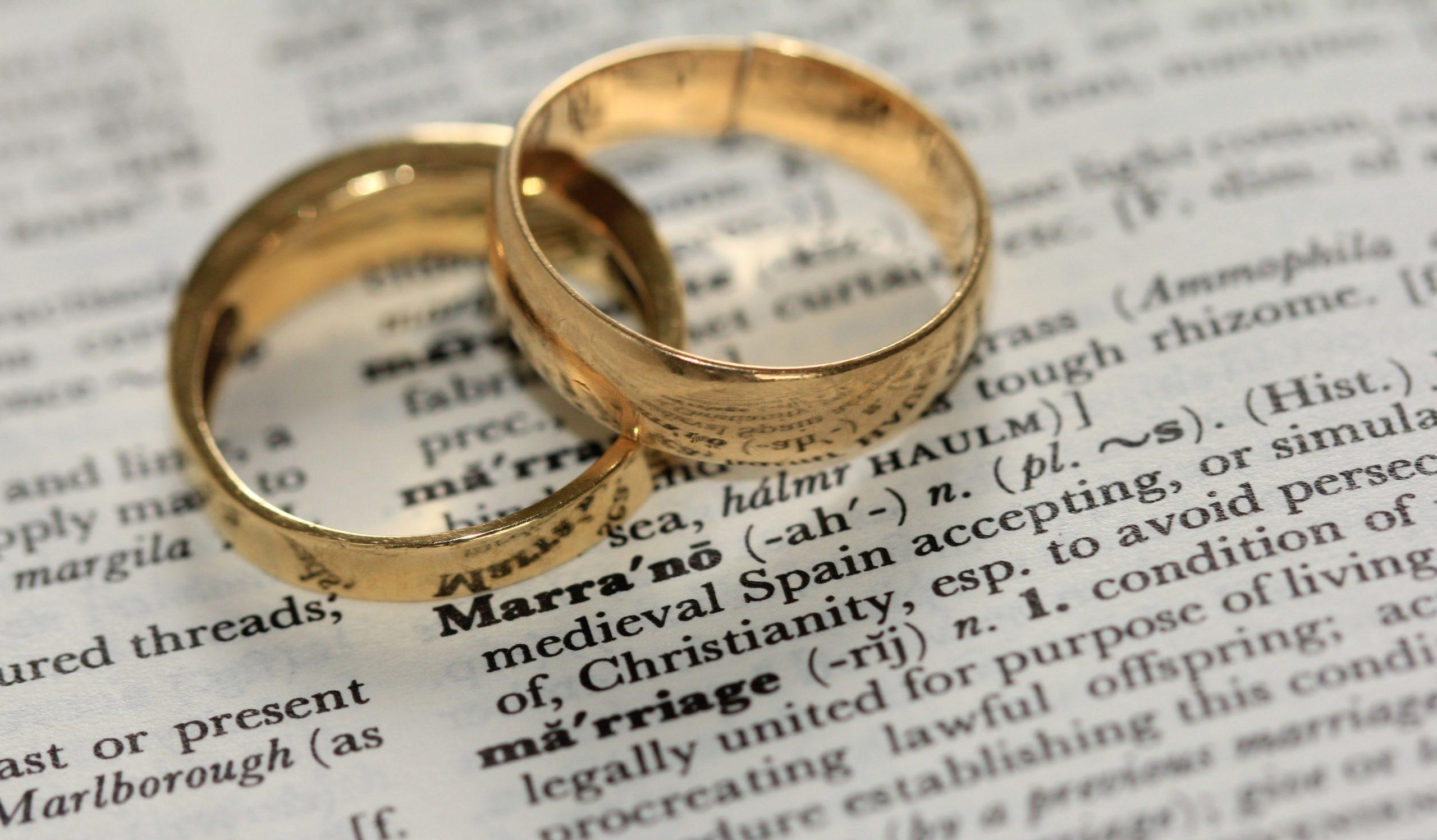 translate marriage certificate