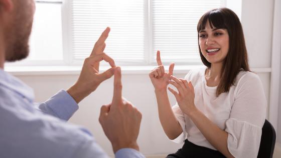 deaf interpreting services