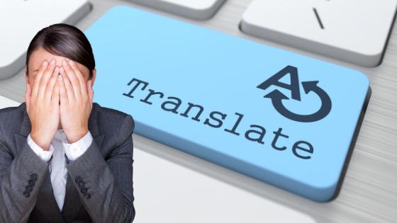translation fails