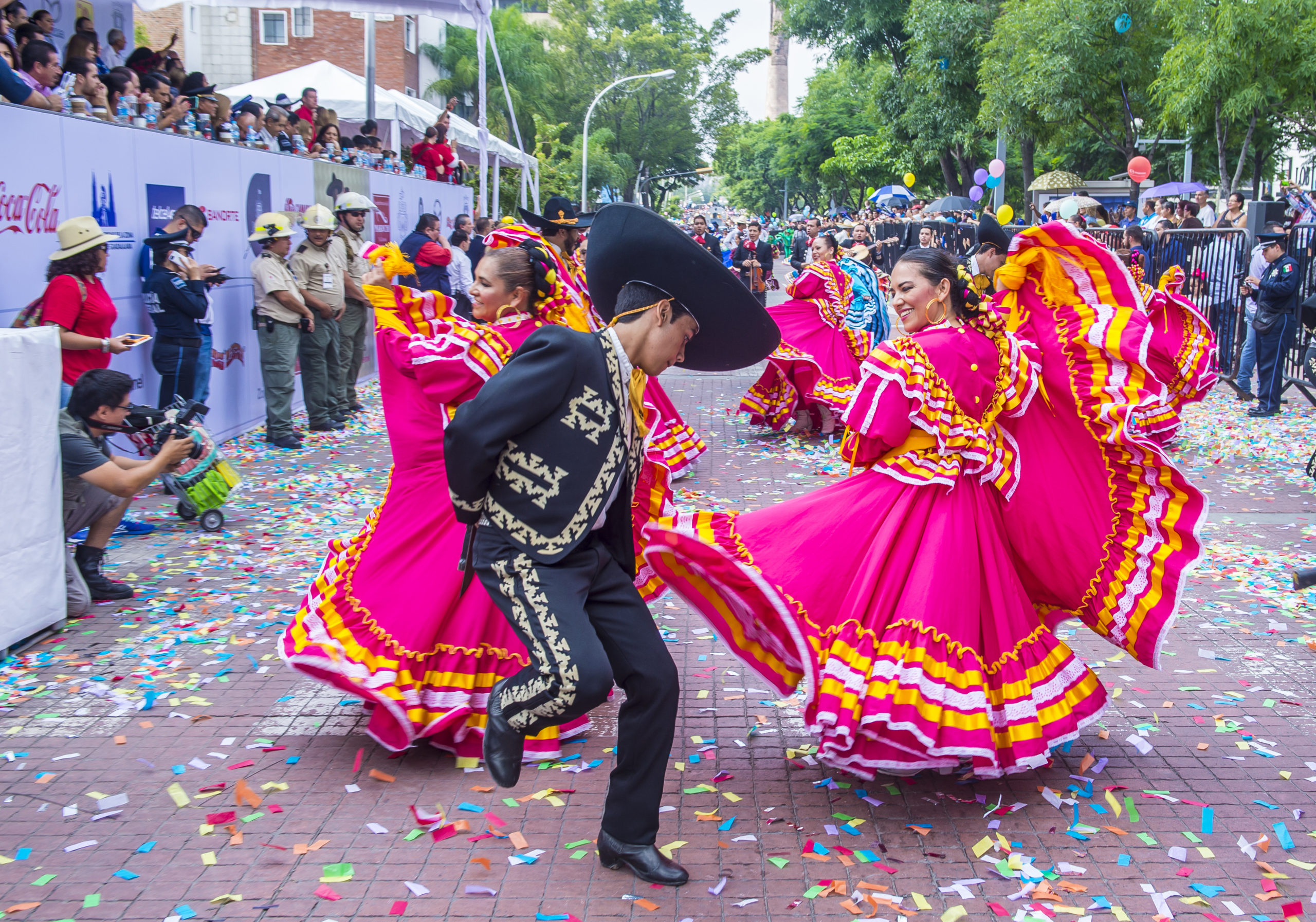 mariachi and charros festival