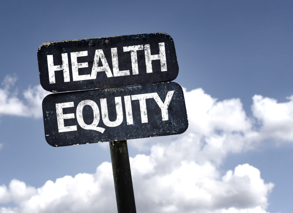 health equity through language