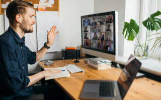 How to Host a Video Meeting with an Interpreter Using Zoom